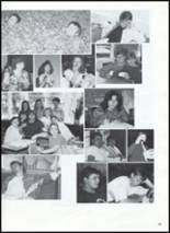 1991 Naylor High School Yearbook Page 66 & 67