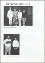 1991 Naylor High School Yearbook Page 76 & 77