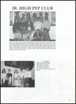 1991 Naylor High School Yearbook Page 80 & 81