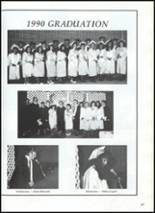 1991 Naylor High School Yearbook Page 100 & 101