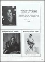 1991 Naylor High School Yearbook Page 126 & 127