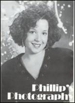 1991 Naylor High School Yearbook Page 128 & 129
