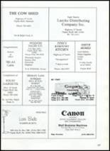 1991 Naylor High School Yearbook Page 130 & 131