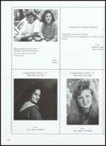 1991 Naylor High School Yearbook Page 134 & 135