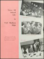1952 Ft. Madison High School Yearbook Page 14 & 15