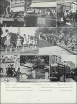 1952 Ft. Madison High School Yearbook Page 20 & 21