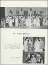 1952 Ft. Madison High School Yearbook Page 22 & 23