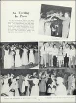 1952 Ft. Madison High School Yearbook Page 24 & 25