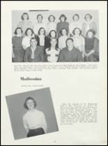 1952 Ft. Madison High School Yearbook Page 28 & 29