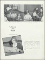 1952 Ft. Madison High School Yearbook Page 30 & 31