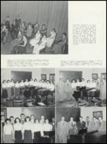 1952 Ft. Madison High School Yearbook Page 34 & 35