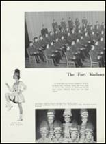 1952 Ft. Madison High School Yearbook Page 36 & 37