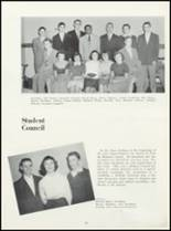 1952 Ft. Madison High School Yearbook Page 38 & 39