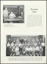 1952 Ft. Madison High School Yearbook Page 40 & 41