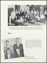1952 Ft. Madison High School Yearbook Page 42 & 43