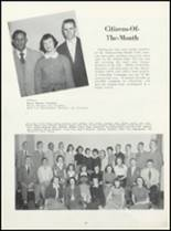1952 Ft. Madison High School Yearbook Page 44 & 45