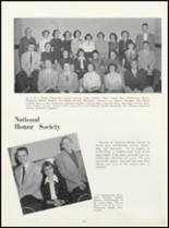 1952 Ft. Madison High School Yearbook Page 46 & 47