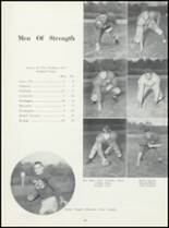 1952 Ft. Madison High School Yearbook Page 50 & 51