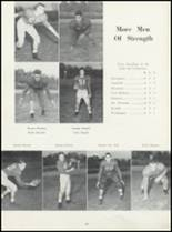 1952 Ft. Madison High School Yearbook Page 52 & 53