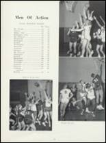 1952 Ft. Madison High School Yearbook Page 54 & 55