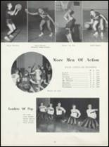 1952 Ft. Madison High School Yearbook Page 56 & 57