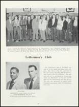 1952 Ft. Madison High School Yearbook Page 60 & 61
