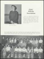 1952 Ft. Madison High School Yearbook Page 62 & 63