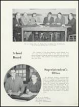1952 Ft. Madison High School Yearbook Page 66 & 67