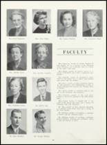 1952 Ft. Madison High School Yearbook Page 68 & 69