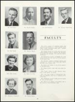 1952 Ft. Madison High School Yearbook Page 70 & 71