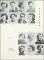 1952 Ft. Madison High School Yearbook Page 74 & 75