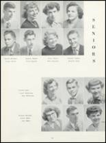 1952 Ft. Madison High School Yearbook Page 76 & 77