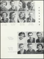 1952 Ft. Madison High School Yearbook Page 80 & 81