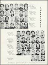 1952 Ft. Madison High School Yearbook Page 84 & 85