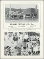 1952 Ft. Madison High School Yearbook Page 92 & 93