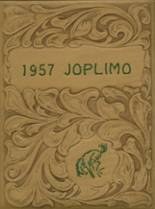 1957 Yearbook Joplin High School