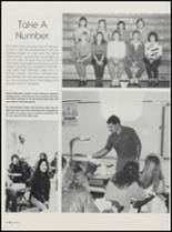 1990 Alma High School Yearbook Page 42 & 43