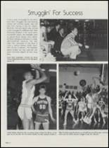 1990 Alma High School Yearbook Page 56 & 57