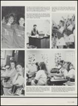 1990 Alma High School Yearbook Page 70 & 71
