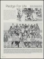 1990 Alma High School Yearbook Page 76 & 77