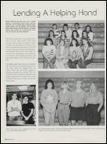 1990 Alma High School Yearbook Page 80 & 81