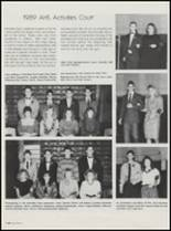 1990 Alma High School Yearbook Page 90 & 91
