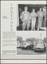 1990 Alma High School Yearbook Page 92 & 93