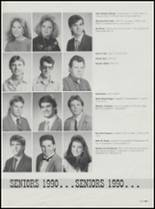 1990 Alma High School Yearbook Page 96 & 97
