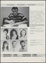 1990 Alma High School Yearbook Page 98 & 99