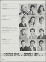 1990 Alma High School Yearbook Page 100 & 101