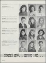 1990 Alma High School Yearbook Page 104 & 105