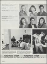 1990 Alma High School Yearbook Page 108 & 109
