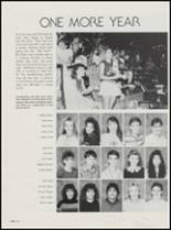 1990 Alma High School Yearbook Page 116 & 117