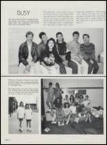 1990 Alma High School Yearbook Page 122 & 123